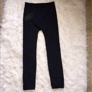 Pants - Footless black tights/leggings!